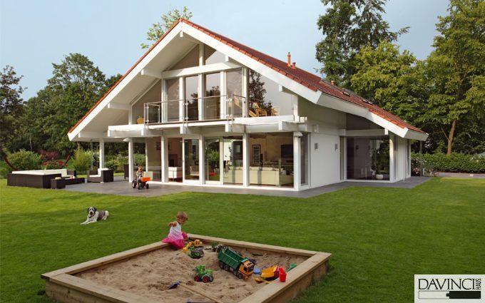 Энергоэффективный дом KFW 55 DAVINCI HAUS